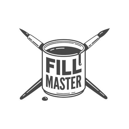 fill master Illustration