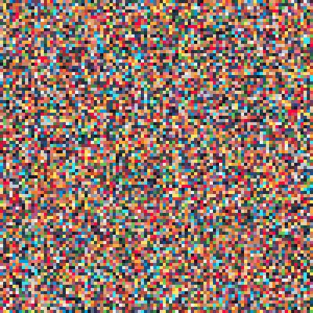 noise 결함 픽셀 아트 배경, 기하학적 추상 배경, 원활한 패턴.