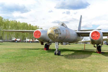 Russian medium bomber il-28 names Beagle unswept wings