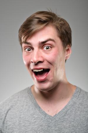 A caucasian man in his 20 Standard-Bild