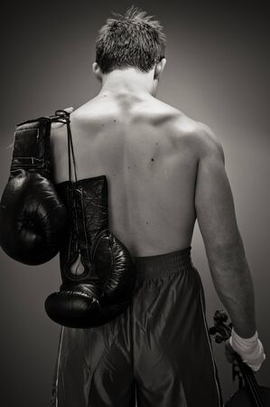 conflicting: A young fighter with conflicting passions of music and boxing.