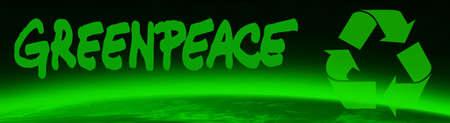 greenpeace and greenworld photo