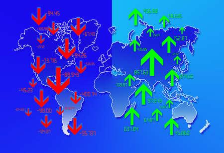 Economy Background 1 photo