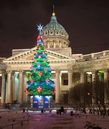 St. Petersburg. Kazan Cathedral photo