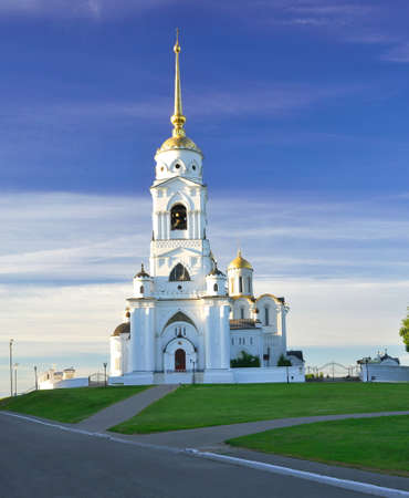 vladimir: Gold ring of Russia. City of Vladimir Assumption Cathedral.