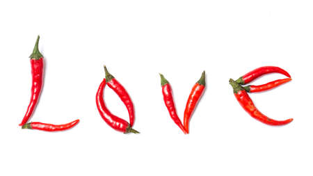 Love of the red hot chilli peppers