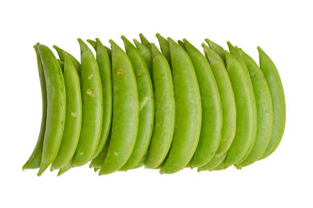 Overview of the stacked peas