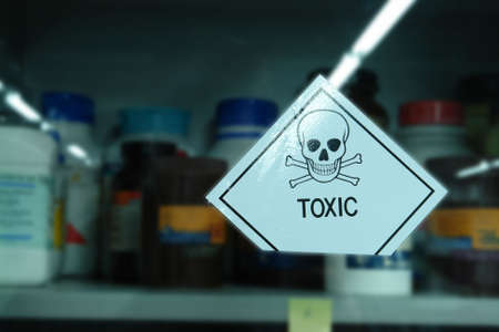 Watch out: Toxic        !