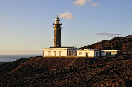 El Hierro, Canary Islands, Lighthouse Faro de Orchilla