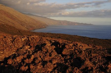 canary islands: Cape Orchilla, El Hierro, Canary Islands.