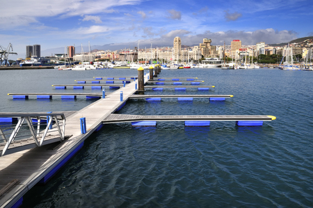 Marina de Santa Cruz de Tenerife, Canary Islands