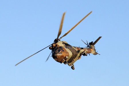 AS332 Super Puma helicopter