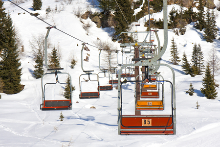 vacant: Vacant Chair Lift