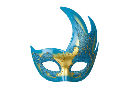 Decorative Carnival Mask Isolated