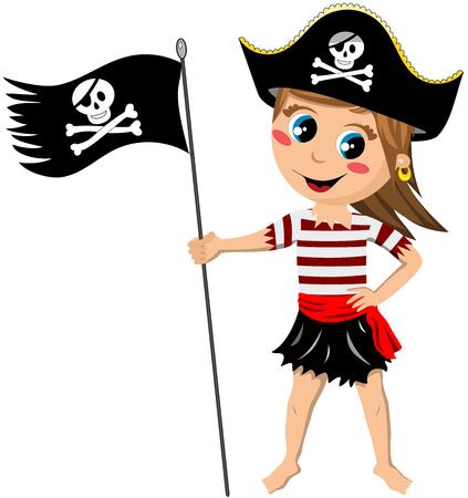 Пиратка картинки для детей на прозрачном фоне