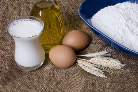 making bread: Serie di pane decisionale