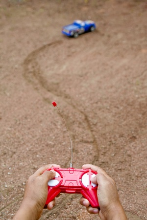 Radio Control toy car of my dreams of many children Stock Photo - 9177667
