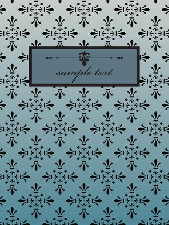 swatch book: Vintage pattern