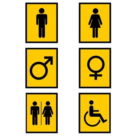 Gender signs photo