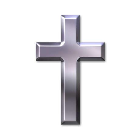 iron cross: Iron Cross Stock Photo