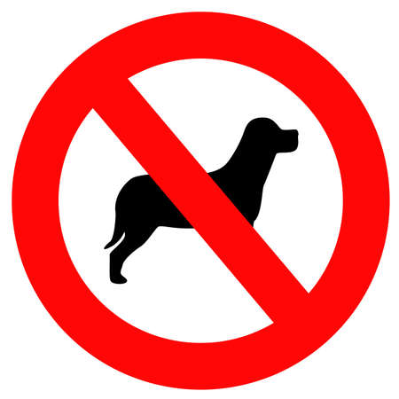 No dogs sign Stock Photo - 956968