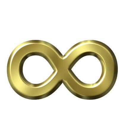 Infinity Símbolo  Foto de archivo - 1158166
