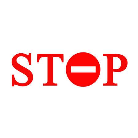 Stop Stock Photo - 1158185