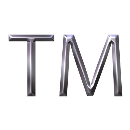trademark: Trademark Symbol Stock Photo
