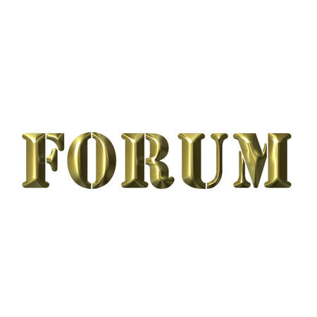 discussion forum: 3D Golden Forum