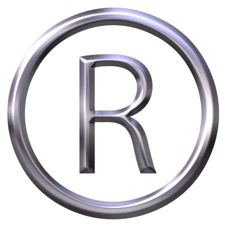 Registered Symbol photo
