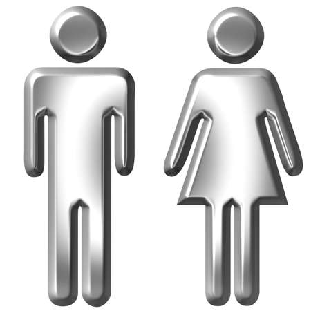 Man and Woman Stock Photo - 1422619