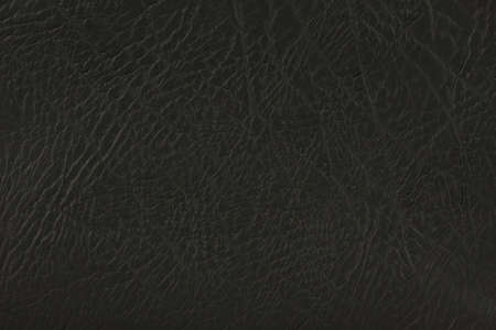 Black leather texture Stock Photo - 2572296
