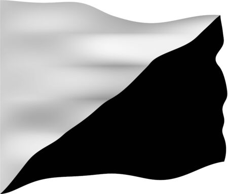 anarchist: Anarchist pacifists flag used by anarcho-pacifists and to a lesser extent, christian anarchists.
