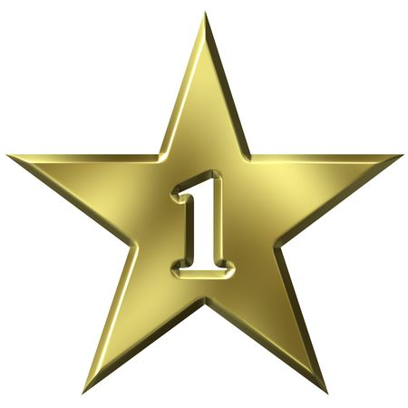 shinning: Number 1 star