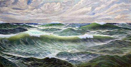 granola: Wild mar  Foto de archivo