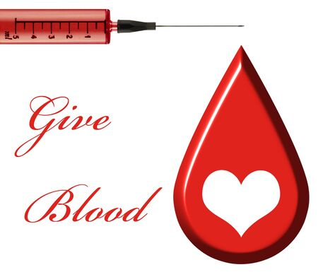 Give blood  photo