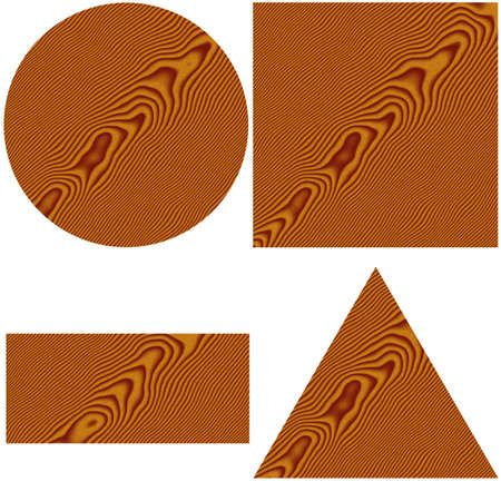 Wooden shapes Stock Photo - 4821607