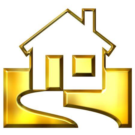 housing estates: 3d golden immobiliare