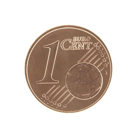 unc: Uncirculated 1 eurocent