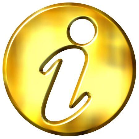 3d golden Informationen Anmelden