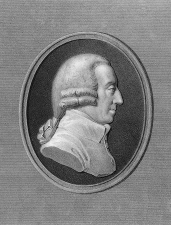 smith: Adam Smith on engraving from the 1850s. Scottish moral philosopher and pioneer of political economy.