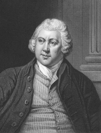richard: Richard Arkwright on engraving from the 1850s. The creator of modern factory system thanks to his mechanical and organisation abilities.