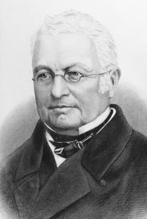 Adolphe Thiers (1797-1877) on engraving from the 1800s. French  politician and historian. Engraved by E.Boulton and published in London by J.Hagger. Stock Photo - 8510660