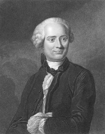 mechanician: Jean le Rond dAlembert (1717-1783) on engraving from the 1800s. French mathematician, mechanician, physicist and philosopher. Engraved by W.Hopwood from a painting by G. de La Tour and published in London by Charles Knight, Ludgate Street & Pall Mall Eas