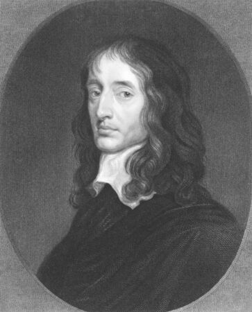 jurist: John Selden (1584-1654) on engraving from the 1800s. English jurist, scholar and polymath. Engraved by R.Hart from a picture attributed to P.Lely and published in London by Charles Knight, Ludgate Street.