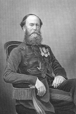 statesman: Robert Brownrigg (1759-1833) su incisione dal 1800. Soldato e statista britannico. Incisione di D.J.Pound e pubblicato dalla stampa di Londra e la pubblicazione di societ� a responsabilit� limitata.