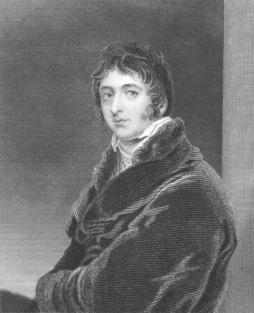 named: William Lamb, 2nd Viscount Melbourne (1779-1848) on engraving from the 1800s. British Prime Minister during 1834-1841 and Queen Victorias mentor. The city of Melbourne in Australia was named after him. Engraved by S.Freeman and published in London by Fis