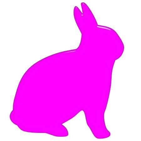 3d rabbit Stock Photo - 7227939