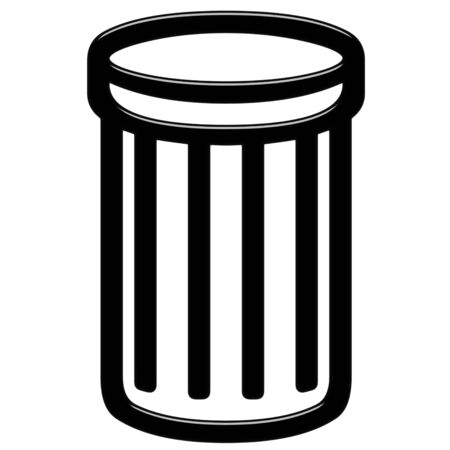 3d trash bin  photo