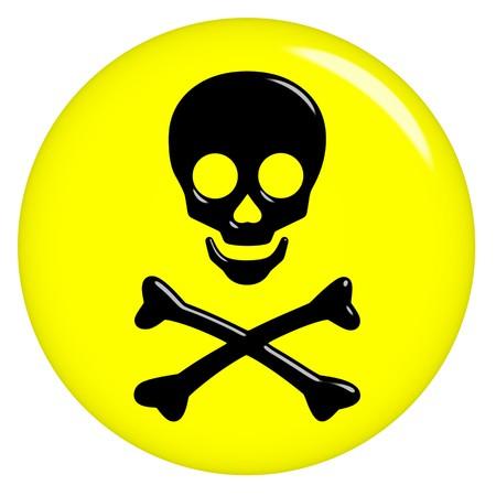 3d death sign photo